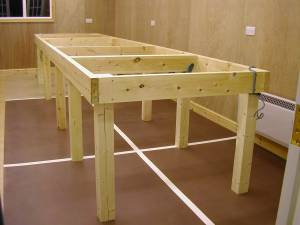 lofting and construction table